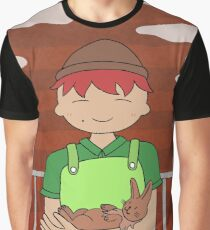Farm Boy Graphic T-Shirt