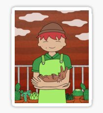 Farm Boy Sticker