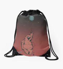 Don't Let Go Drawstring Bag