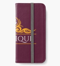 BOUTIQUE iPhone Wallet/Case/Skin