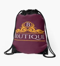 BOUTIQUE Drawstring Bag