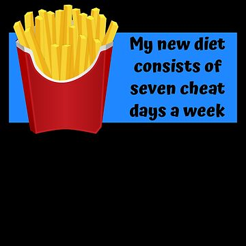 Seven Cheat Days Diet by DogBoo