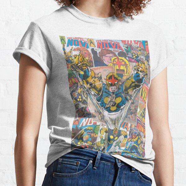 Vintage Comic Nova Classic T-Shirt
