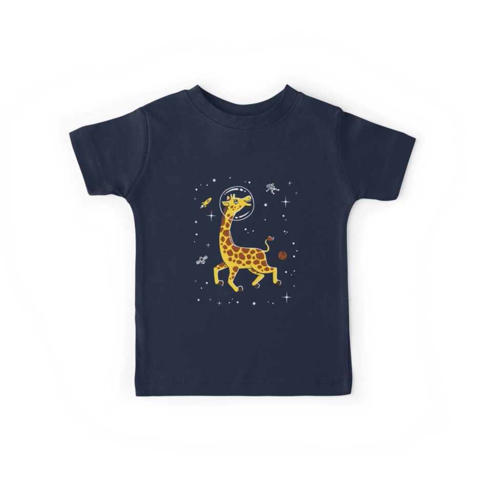 Always Be Yourself Unless Giraffe All Over Toddler T Shirt