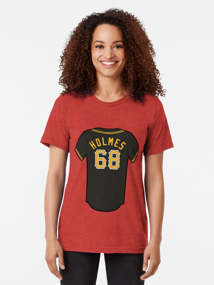 Alternative Ansicht von Clay Holmes Jersey Vintage T-Shirt