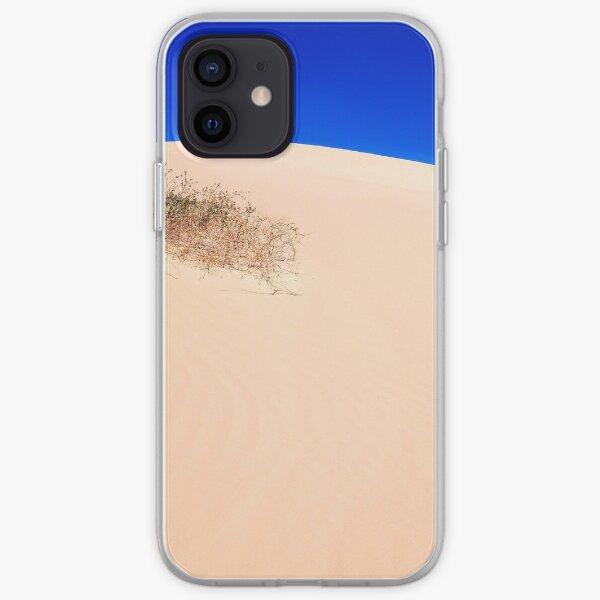 Sand Dunes of Mungo NP iPhone Soft Case
