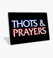 Thots and Prayers - Special Victims Edition Laptop Skin