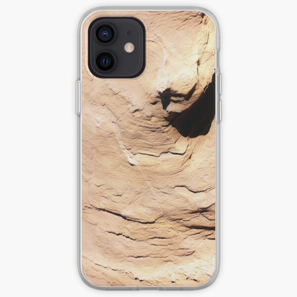 Rock Abstracts of Mungo NP  iPhone Soft Case