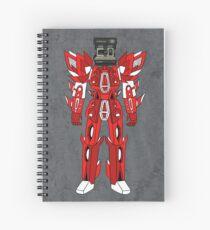 Polarobo Spiral Notebook