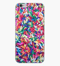 Rainbow Sprinkles iPhone Case