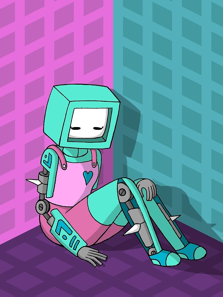 Robo Girl by supercooperb