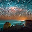 12 Apostles Star Trail by hangingpixels