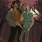 Bad Moon Rising by Meg Tuten