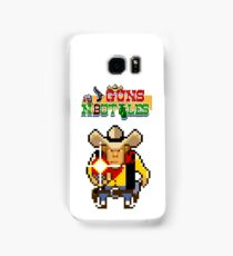 Guns n' bottles Samsung Galaxy Case/Skin