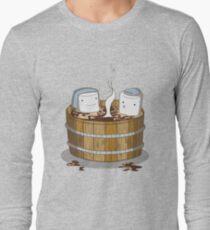 Hot Chocolate Tub Long Sleeve T-Shirt