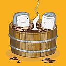Hot Chocolate Tub by studiowun