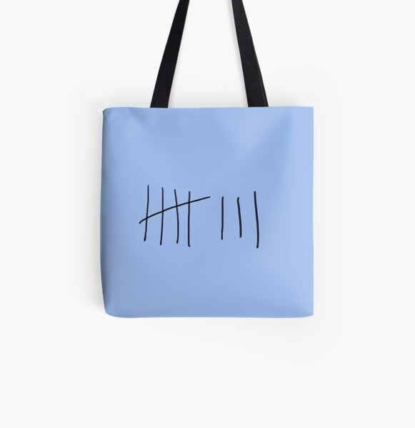 VIII THE EIGHT All Over Print Tote Bag