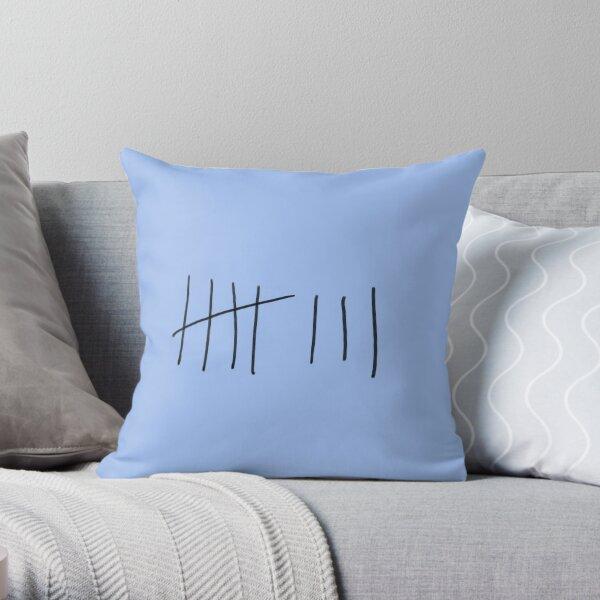 VIII THE EIGHT Throw Pillow