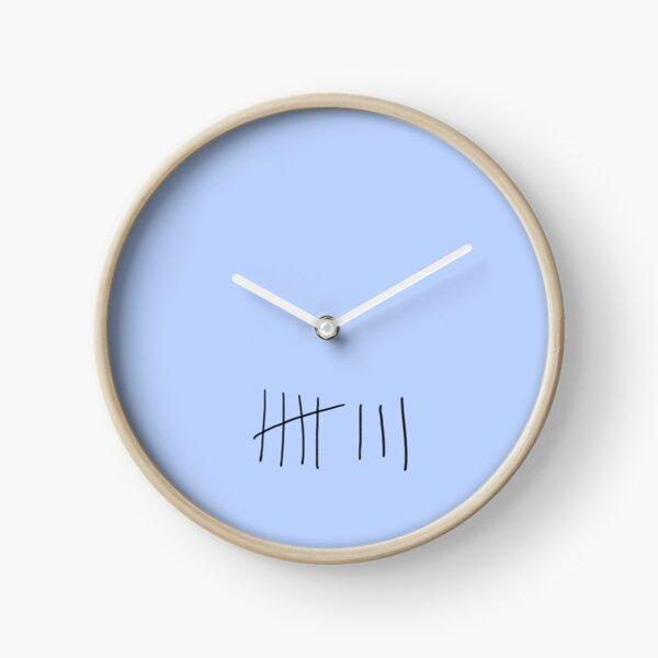 VIII THE EIGHT Clock