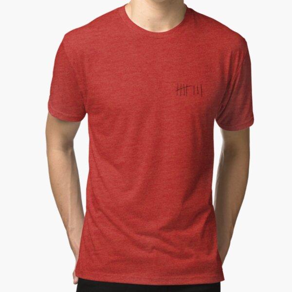 VIII THE EIGHT Tri-blend T-Shirt