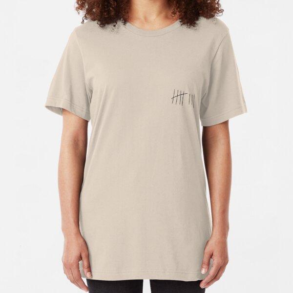 VIII THE EIGHT Slim Fit T-Shirt