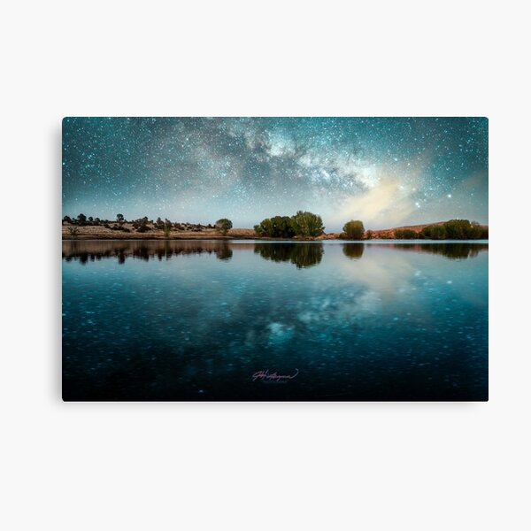 Have You Ever Seen Such a Beautiful Night? Canvas Print