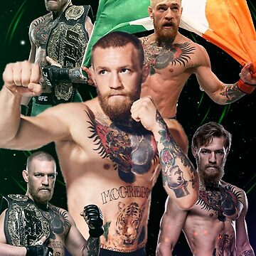 Connor McGregor poster by NIKOisCREATING