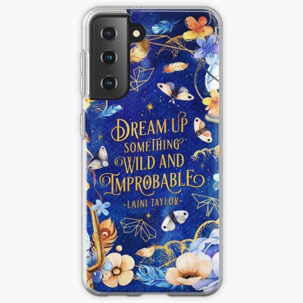 Dream up Samsung Galaxy Soft Case