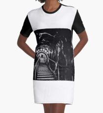 Stargate Graphic T-Shirt Dress