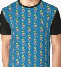 gramophone Graphic T-Shirt