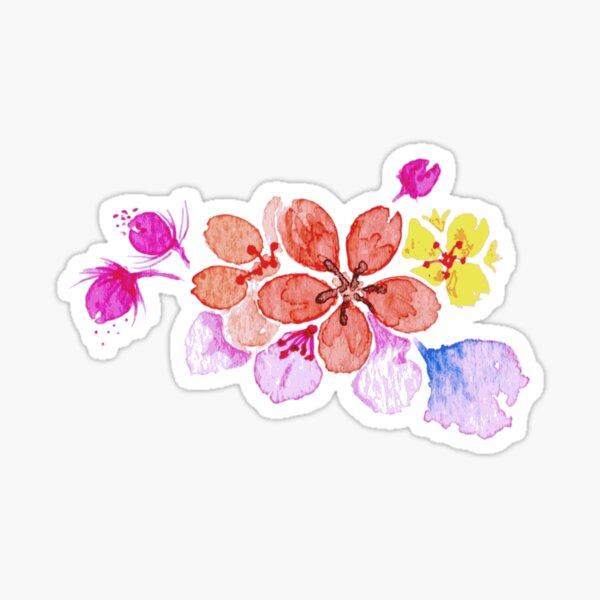 Blumenzauber Sticker