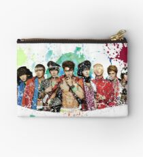 Super Junior, Boy Group, Kpop, Awesome SJ, Koreaboo Studio Pouch