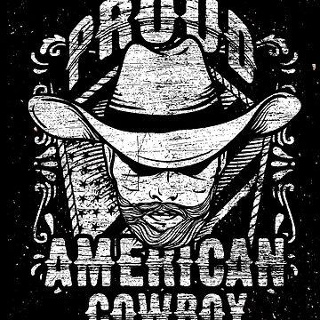Proud cowboy by GeschenkIdee