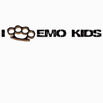 I Punch Emo Kids by neoelegance