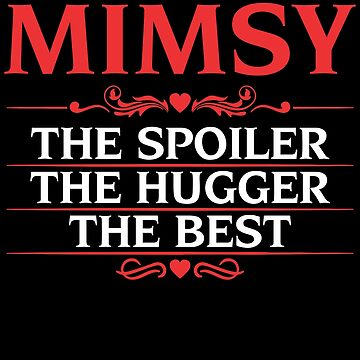 An Awesome Birthday or Christmas gift for Mimsy  by BBPDesigns