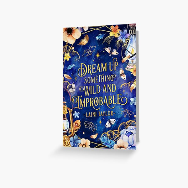 Dream up Greeting Card