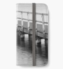 Afternoon at the jetty iPhone Wallet/Case/Skin