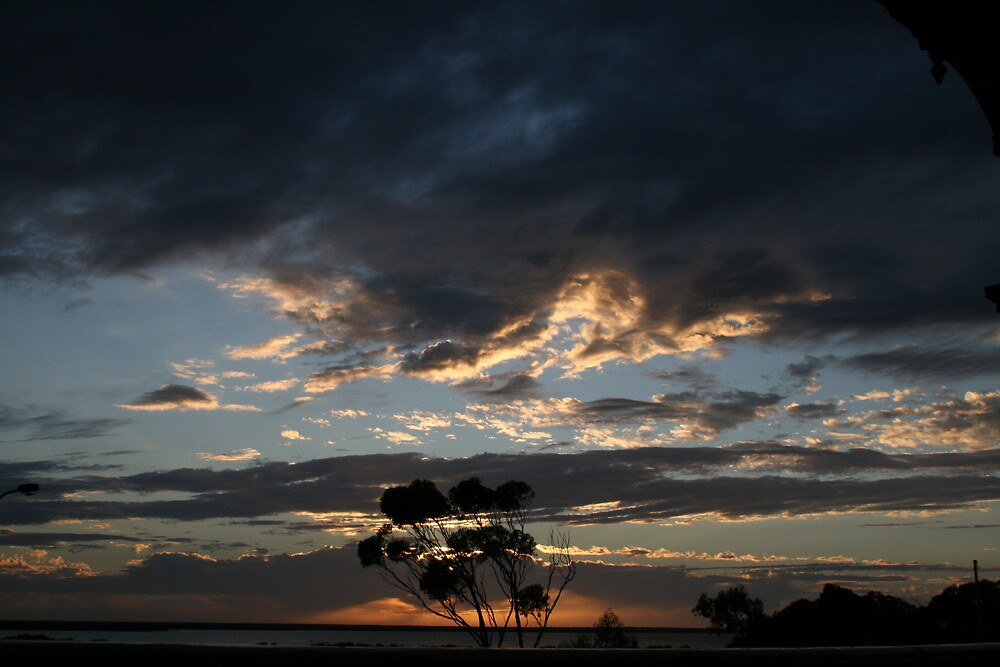 """""""Dawn of a new day"""" Cowell South Australia by Robyn Jolly"""