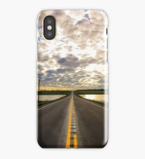 The Road Beyond iPhone Case/Skin