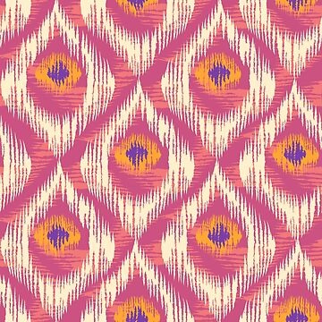 Ikat pattern by SIR13