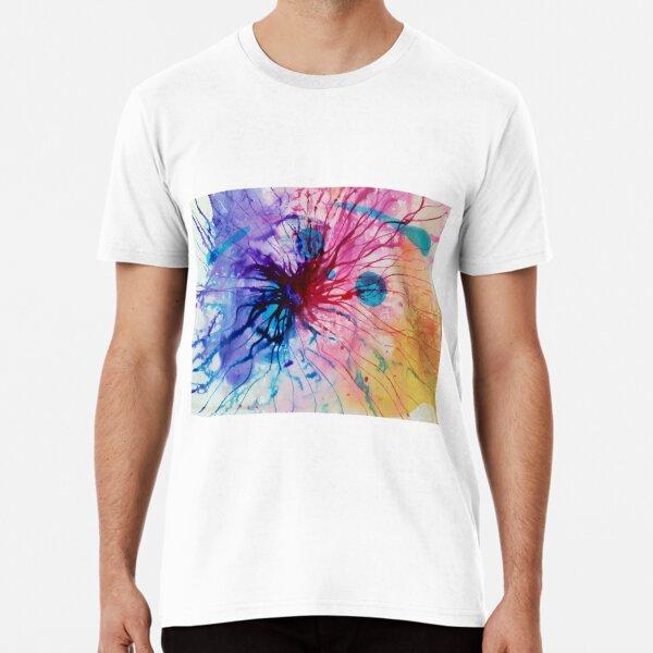 Summer Flower Premium T-Shirt