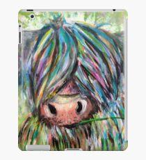 Rainbow Coo iPad Case/Skin