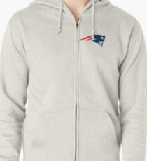 New England Patriots - SHIRTS / MUGS / STICKERS Zipped Hoodie