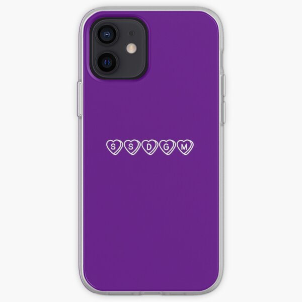 SSDGM iPhone Soft Case