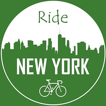 New York Cycling by esskay