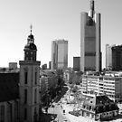 Frankfurt am Main  by Martina Fagan