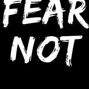 Fear Not Funny by with-care