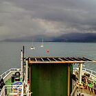 The Ferry to Mull by Jamie  Green