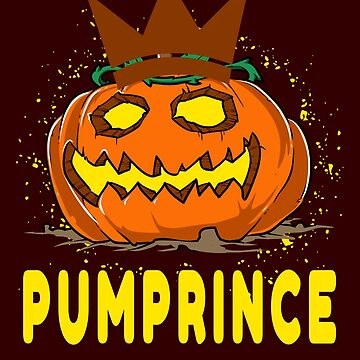 Pumprince Funny Pumpkin Gift by iwaygifts