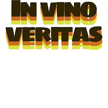 In Vino Veritas  by underscorepound
